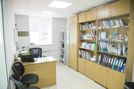 Кабинет врача-уролога