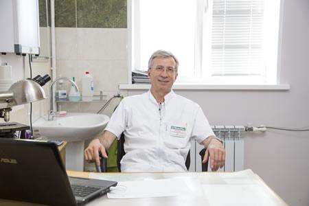 Уролог: лечение простатита